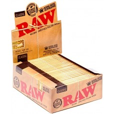 Raw Papers King Size Supreme (Box24/40 Leaves)