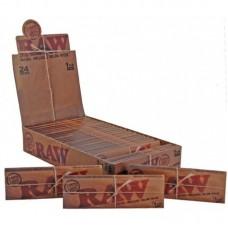 Raw 1 1/4 (Box 24/50 Leaves)