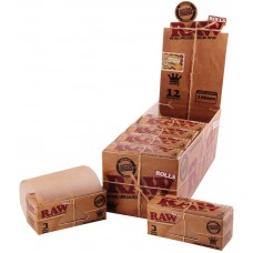 RAW PAPERS ROLLS (BOX 12/3 METER)